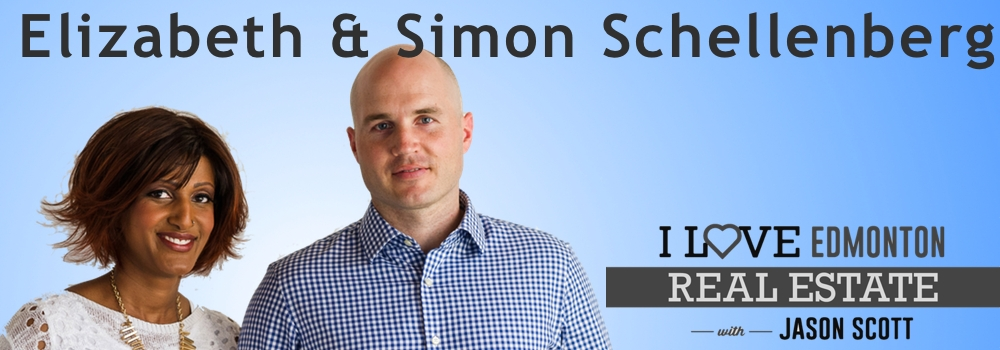 005: Simon and Elizabeth Schellenberg Share Which Neighbourhoods Are Hottest in Edmonton