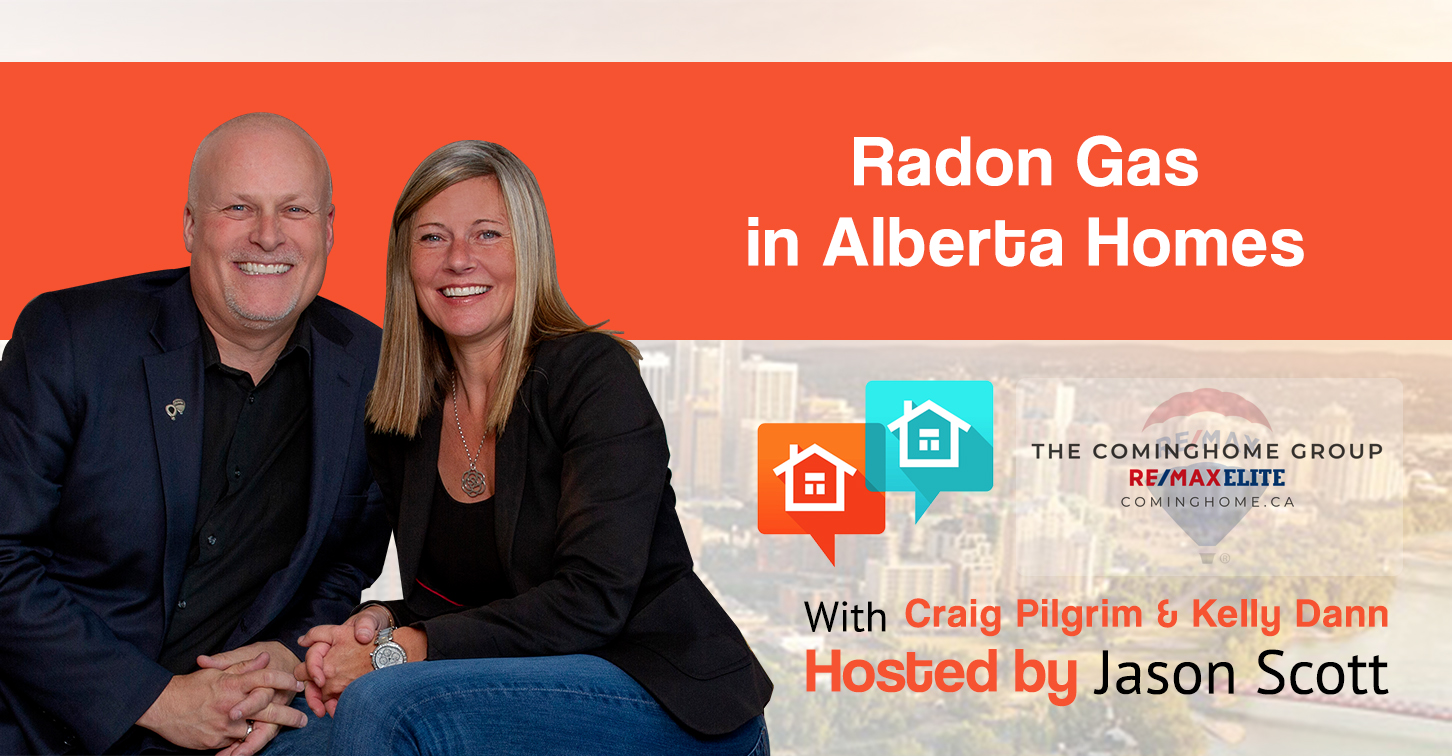 Radon Gas in Alberta Homes